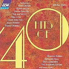 Hits of '40 1993 by Bing Crosby; The Andrews Sisters; Glenn Miller; Vera Lynn; T