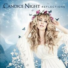 Reflections by Candice Night (CD, 2012 UDR) Blackmore's Night/Debut/Sealed!