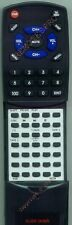 Replacement Remote for ADCOM GTP450, RC45II, RC45, GTA450