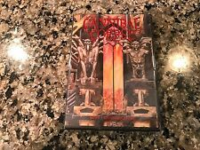 Cannibal Corpse Live Cannibalism New Sealed DVD! Metal Blade 2000