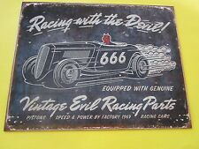 tin deco hot rat rod rick dorn gas oil monkey garage drop spindle chop 1745