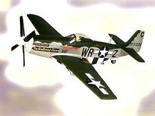 """CORGI 2004 Air Show  P-51D Mustang """"Hun Hunter from Texas""""  NIB   CS90339  1:110"""