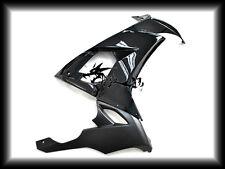 Black Right Side Fairing For Kawasaki 2008-2009-2010 ZX-10R ZX10R ZX1000 ZX 10R