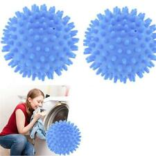 Washing Laundry Cloth Drying Fabric Washing Ball Dryer Softener Balls Color Y