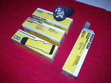 Box of 4 each, Bright Star 2 Cell Industrial Flashlight (Made in the USA)