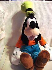 "Disney Classic Goofy Plush Doll Authentic Disney Store 18"""