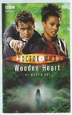 Doctor Who: Wooden Heart Martin Day BBC First Paperback 2008 Good- Condition