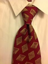 Beautiful Hugo Boss Men's Tie 100% Silk