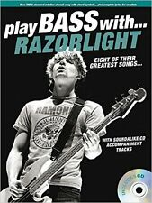 Play Bass With... Razorlight, New, Wise Publications Book