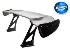 "NRG CARBON FIBER GT STYLE 69"" JDM RACING REAR TRUNK SPOILER/WING"