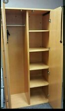 Steelcase heavy wardrobe cabinet gently used in office. Pick up whiting, indiana
