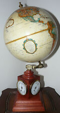 Replogle Weather Watch Desktop Globe - 9 Inch Great Cond. Priced to Sell $50 Off