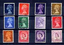 GREAT BRITAIN - GRAN BRETAGNA - 1958-1971 - Regina Elisabetta II. E2018