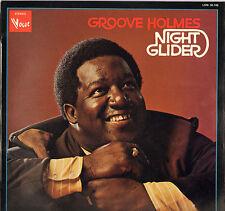 """RARE GROOVE HOLMES """"NIGHT GLIDER"""" FUNK JAZZ 70'S LP VOGUE 30.189"""