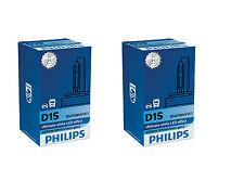 PHILIPS D1S 85415WHV2 WhiteVision 5000K 120% mehr Sicht gen2 - 2 Stück ++NEU++