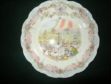 Royal Doulton Brambly Hedge - The Wedding - A Series Of Special Occasion Plates