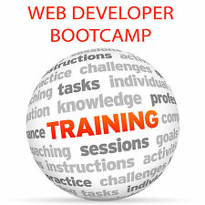 Programador Web Bootcamp-Video Tutorial DVD de entrenamiento