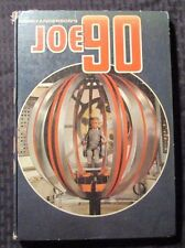 1968 Gerry Anderson's JOE 90 UK Annual Hardcover VG-