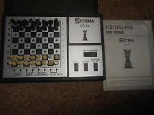 Portachess Systema cg1a Completo Con Manual