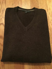 MINT Banana Republic 100% Cashmere Sweater V-Neck Medium M