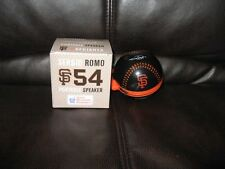 SGA 8/27/16 San Francisco Giants Sergio Romo Portable Speaker NIB