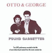 "Otto & George - ""Found Cassettes"" - New CD"