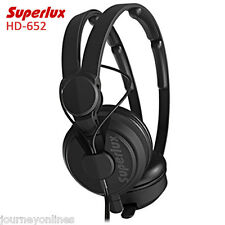 Superlux HD-562 Omnibearing Music Headphone Noise Canceling Rotation Lightweight