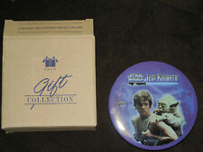 Avon Gift Collection Star Wars Metal Tin With 5 Metal Collector Cards New