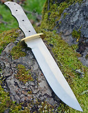 Blank Knife Hunting Knives Hunter Blade Blades Custom Parts Large Bowie Blanks