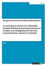 La Exclusion Al Servicio de la Identidad Nacional. Influencia de Las...