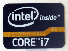 INTEL CORE i7 EXTREME STICKER LOGO AUFKLEBER 24x18mm (86)