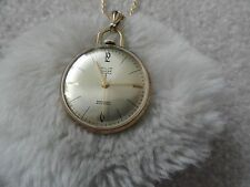 Civis Anker 17 Jewels Shock Proof Wind Up Necklace Pendant Watch