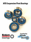 ENDURO BICYCLE BEARING - FRAME PIVOT MAX TYPE - ABEC 3 - CHROMIUM STEEL