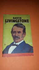 1940s TUCK AND SONS BETTER LITTLE BOOK DAVID LIVINGSTONE