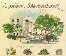 London Sketchbook by Graham Byfield Hardcover Book (English)