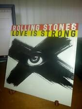 ROLLING STONES LOVE IS STRONG SEALED REMIX LP(6 SONGS)ROLLING STONES LP-Y-38466