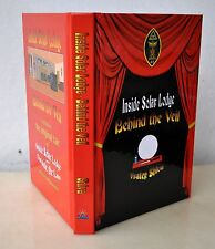 Inside Solar Lodge Behind the Veil SIGNED Frater Shiva Aleister Crowley OTO Rare