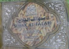 12 sewak meswak siwak miswak al-falah natural Islamic tooth brush sticks