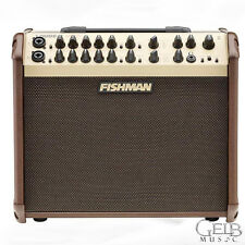 Fishman Loudbox Artist 120 Watts Bi-Amped Acoustic Guitar Amplifier PRO-LBX-600