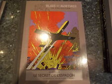 belle reedition blake et mortimer la collection le secret de l'espadon 1