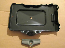 NEW OEM GM BATTERY TRAY & HOLD DOWN 1973-1980 CHEVY GMC TRUCK BLAZER SUBURBAN