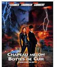 Bande annonce film cinéma 35mm 1998 CHAPEAU MELON BOTTES CUIR Connery U Thurman