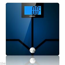 @NEW Etekcity Digital Bluetooth Apple Mac Mobile App Body Fat BMI Weight Scale