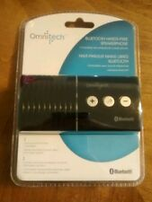 Omnitech - Bluetooth Hands-free Speakerphone - Cell Phone Speaker Car Kit