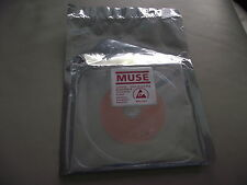 MUSE : BUTTERFLIES & HURRICANES 2 TRACK SEALED BAGGED PROMO CD SINGLE PRO15063