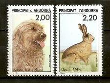 Andorra (French Post): 1988 Nature Protection MNH