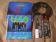 UFO, scorpions / walk on water /  JAPAN LTD CD OBI