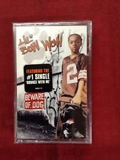 Lil Bow Wow - Beware of Dog (2000) rare OOP rap Cassette NEW