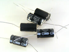 Electrolytic Capacitor 16v 2200uF Axial ROHS 5 pcs OL0104a