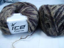 Designer Yarn Amiata Garzato by ICE fabulous colors